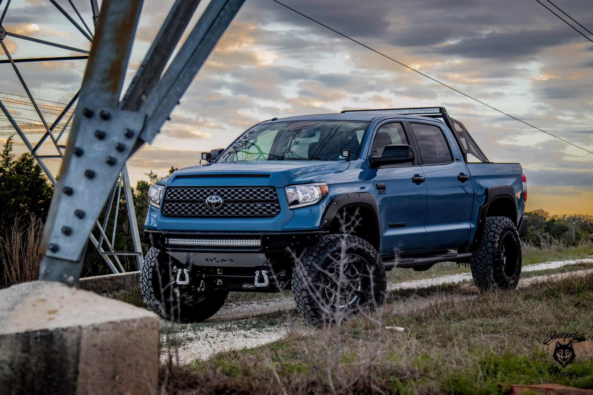 The Best Wheels For The Outdoors: Anthem Off-Road thumbnail