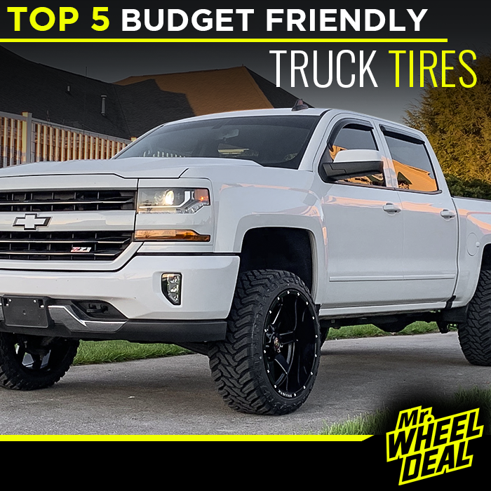 Top 5 Budget Friendly Truck Tires thumbnail