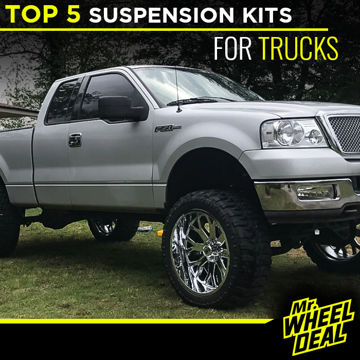 Top 5 Truck Suspension thumbnail