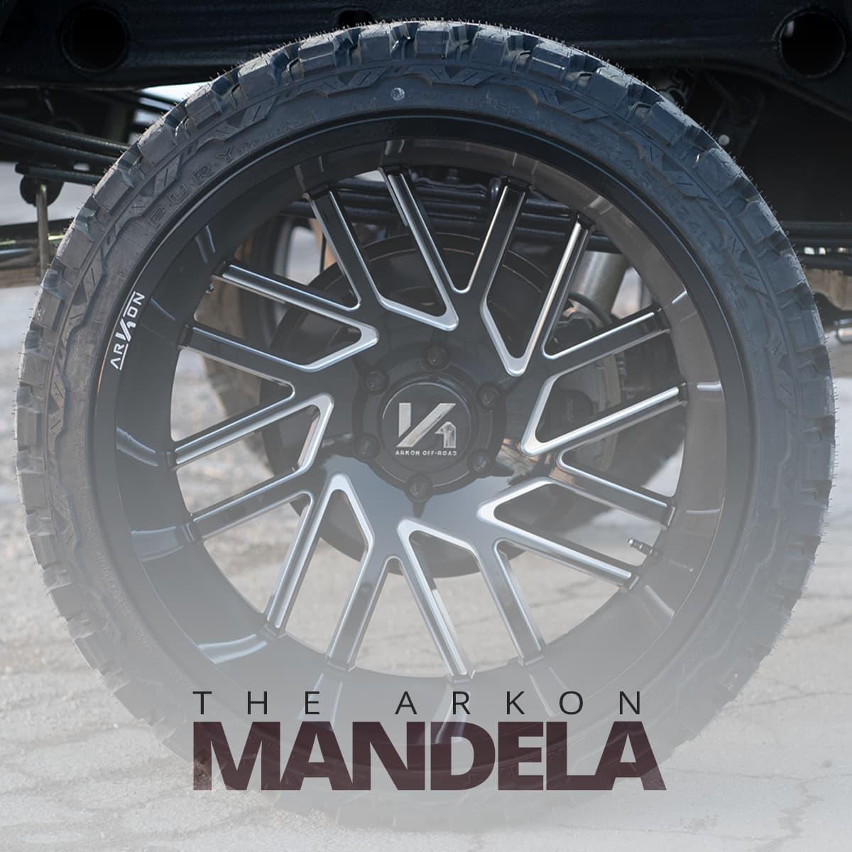 ARKON OFF-ROAD's Newest Proper Directional Wheel: The Mandela thumbnail