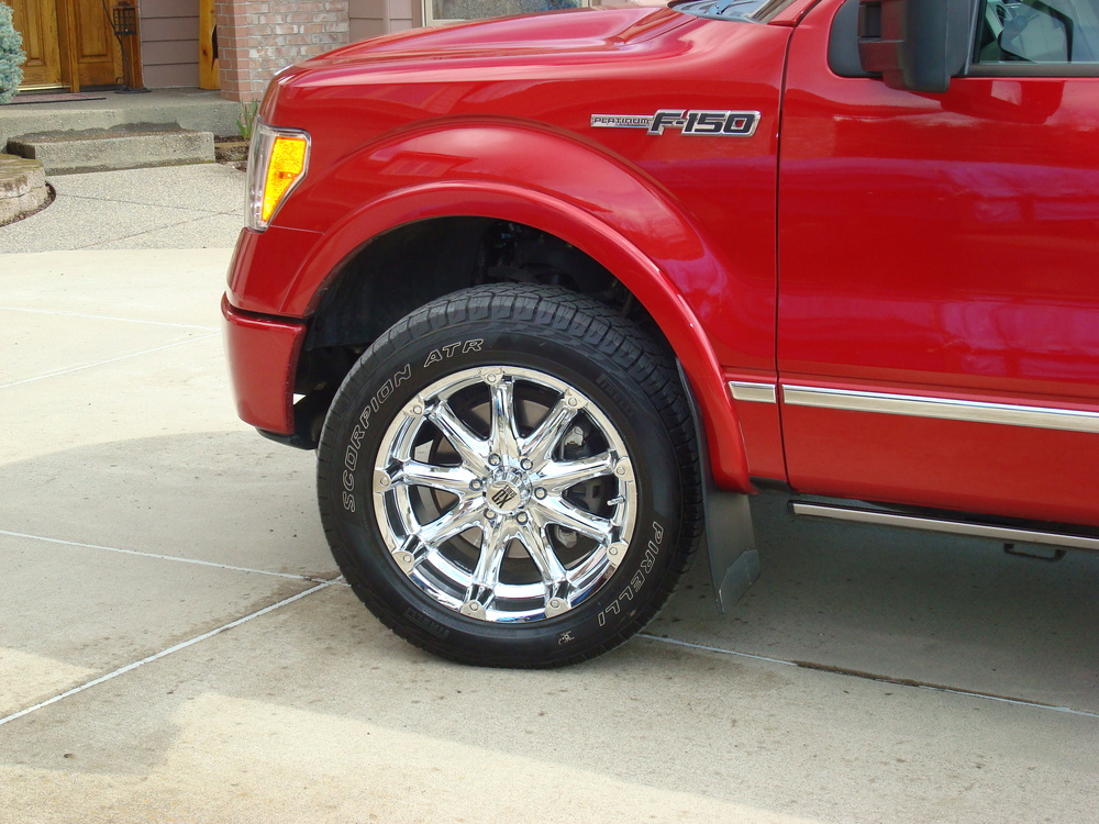 XD 779 wheels