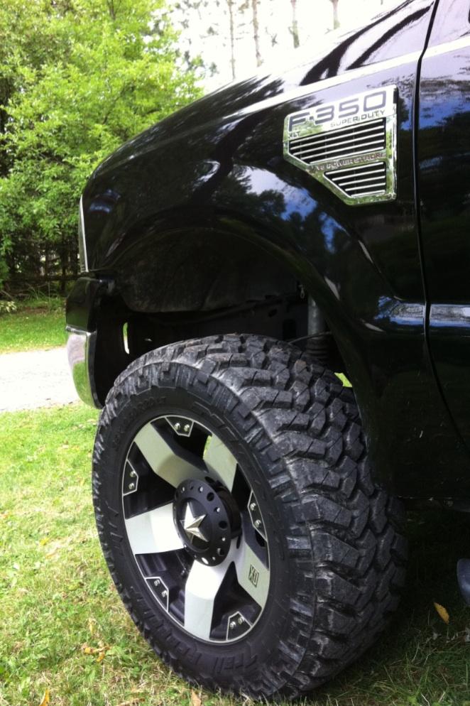 XD775 Wheels